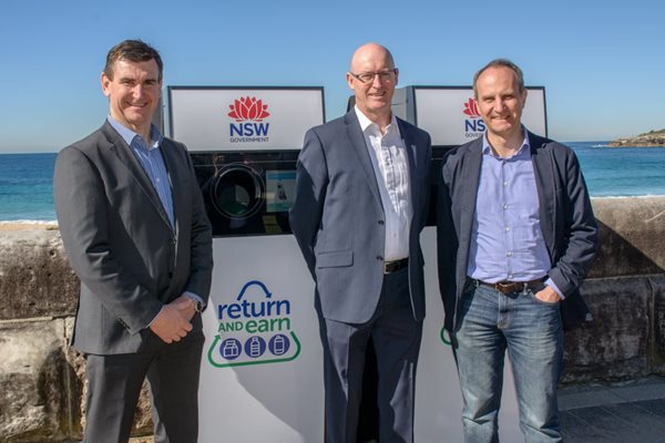 TOMRA and Cleanaway partner appointed as network operator for New South Wales container deposit scheme