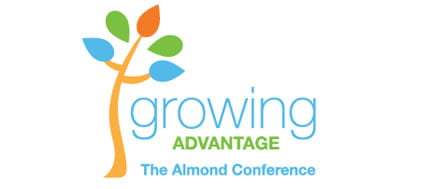 The Almond conference 2014 logo
