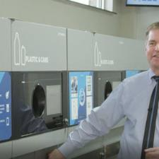 Central Shop Rite brings customers a total reverse vending package