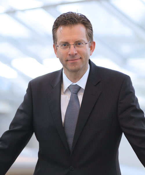 Harald Henriksen is the Senior Vice President and Head of North America Collection Solutions