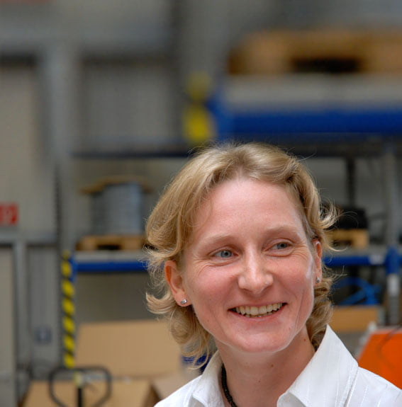 Ines Hartwig works as a  Product Manager for TOMRA Sorting Solutions, in the Recycling business stream