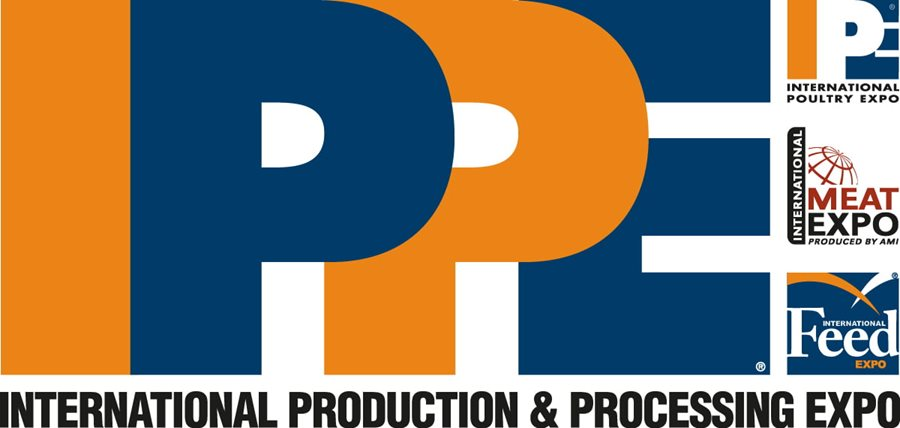 International Production & Processing Expo logo