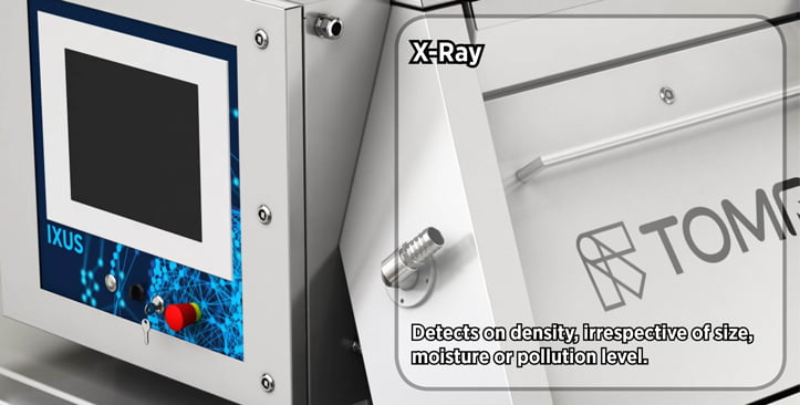 X-ray technology by TOMRA
