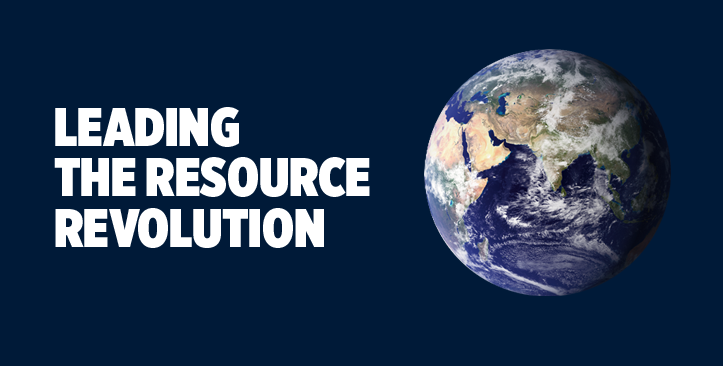 Leading the resource revolution